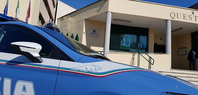 Polizia di Stato di Terni: un arresto per lesioni aggravate in ambito familiare