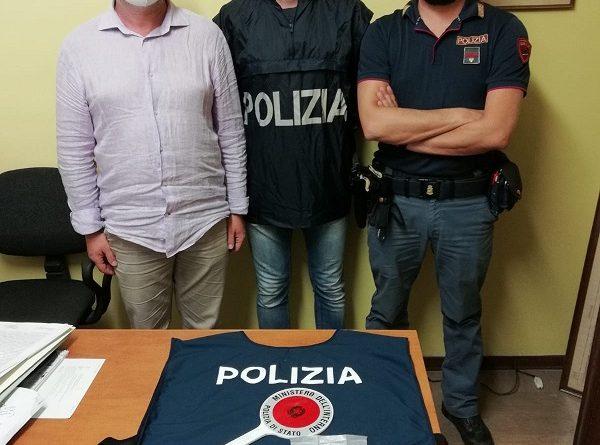 Possesso di droga, un arresto a Spoleto