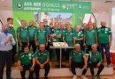 Atleti umbri sugli scudi al campionato italiano lancio del formaggio
