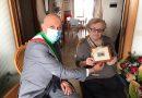 I 100 anni della signora Elia Mancini in Ricciardi